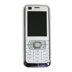 Quite el bloqueo de sim con el código del teléfono Nokia 6120 Classic