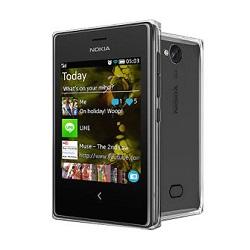 Quite el bloqueo de sim con el código del teléfono Nokia Asha 502 Dual SIM