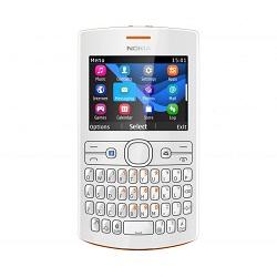 Quite el bloqueo de sim con el código del teléfono Nokia Asha 205 Dual Sim