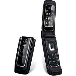 Quite el bloqueo de sim con el código del teléfono Nokia 6555