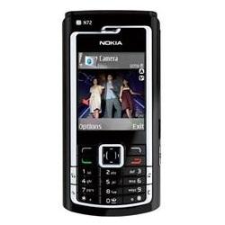 Quite el bloqueo de sim con el código del teléfono Nokia N72