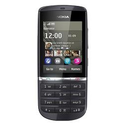 Quite el bloqueo de sim con el código del teléfono Nokia Asha 300