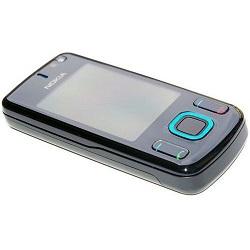 Quite el bloqueo de sim con el código del teléfono Nokia 6600 Slide