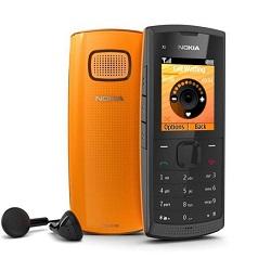Quite el bloqueo de sim con el código del teléfono Nokia X1-00