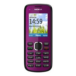 Quite el bloqueo de sim con el código del teléfono Nokia C1-02