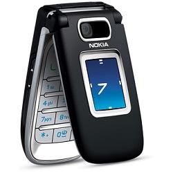 Quite el bloqueo de sim con el código del teléfono Nokia 6133