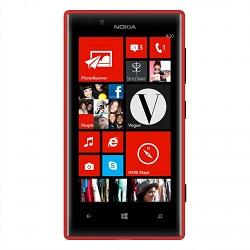 Quite el bloqueo de sim con el código del teléfono Nokia Lumia 720