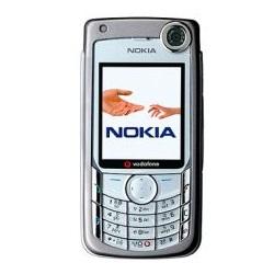 Quite el bloqueo de sim con el código del teléfono Nokia 6680