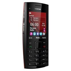 Quite el bloqueo de sim con el código del teléfono Nokia X2-02