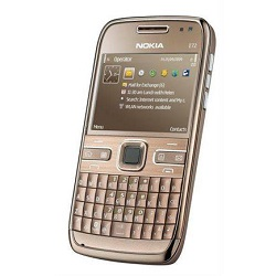 Quite el bloqueo de sim con el código del teléfono Nokia E72