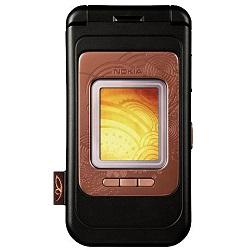 Quite el bloqueo de sim con el código del teléfono Nokia 7390