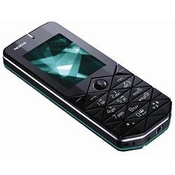 Quite el bloqueo de sim con el código del teléfono Nokia 7500