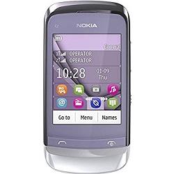 Quite el bloqueo de sim con el código del teléfono Nokia C2-06