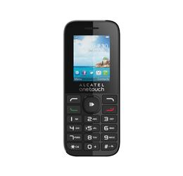 Quite el bloqueo de sim con el código del teléfono Alcatel OT-2036A