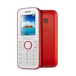 Quite el bloqueo de sim con el código del teléfono Alcatel OT-2052A