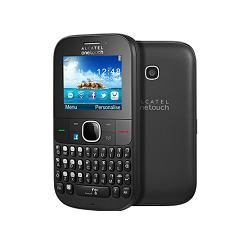 Quite el bloqueo de sim con el código del teléfono Alcatel OT-3075M
