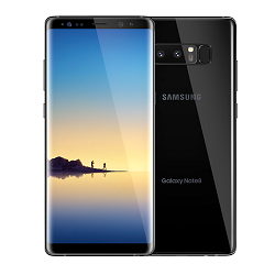 Quite el bloqueo de sim con el código del teléfono Samsung Galaxy Note8