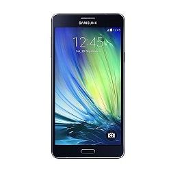Quite el bloqueo de sim con el código del teléfono Samsung Galaxy A7