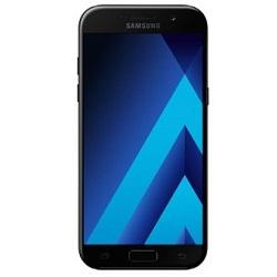 Quite el bloqueo de sim con el código del teléfono Samsung Galaxy A7 (2017)