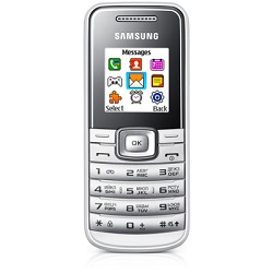 ¿ Cómo liberar el teléfono Samsung E1050