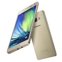 Quite el bloqueo de sim con el código del teléfono Samsung Galaxy A7 Duos