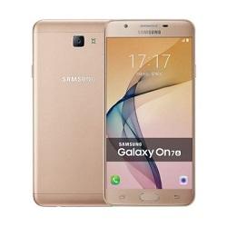 Quite el bloqueo de sim con el código del teléfono Samsung Galaxy On7 (2016)