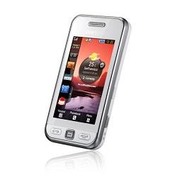Quite el bloqueo de sim con el código del teléfono Samsung Star WiFi