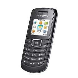 ¿ Cómo liberar el teléfono Samsung E1086L