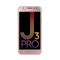 Quite el bloqueo de sim con el código del teléfono Samsung Galaxy J3 Pro