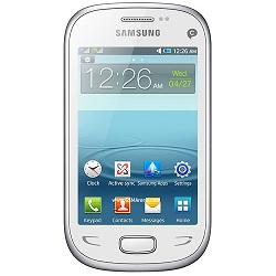 Quite el bloqueo de sim con el código del teléfono Samsung Star Deluxe Duos S5292