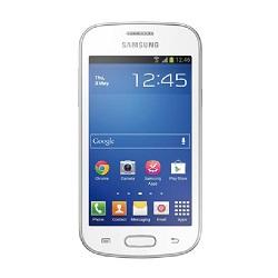Quite el bloqueo de sim con el código del teléfono Samsung Galaxy Trend Lite S7390