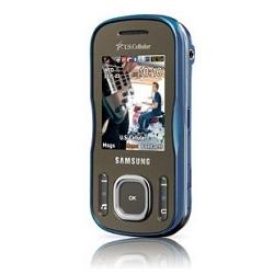 Quite el bloqueo de sim con el código del teléfono Samsung R520 Trill