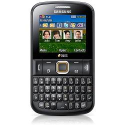 Quite el bloqueo de sim con el código del teléfono Samsung GT-E2222