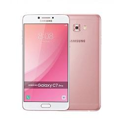 Quite el bloqueo de sim con el código del teléfono Samsung Galaxy C7 Pro