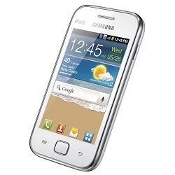 Quite el bloqueo de sim con el código del teléfono Samsung Galaxy Ace Duos S6802