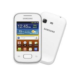 Quite el bloqueo de sim con el código del teléfono Samsung Galaxy Pocket Plus