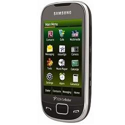 Quite el bloqueo de sim con el código del teléfono Samsung R850 Caliber