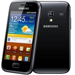 Quite el bloqueo de sim con el código del teléfono Samsung Galaxy Ace Plus S7500