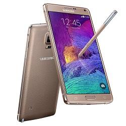 Quite el bloqueo de sim con el código del teléfono Samsung Galaxy Note 4 Duos