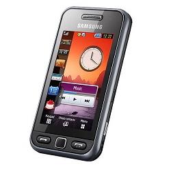 Quite el bloqueo de sim con el código del teléfono Samsung S5230W