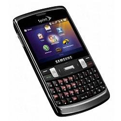 Quite el bloqueo de sim con el código del teléfono Samsung I350 Intrepid