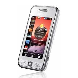 Quite el bloqueo de sim con el código del teléfono Samsung S5233A