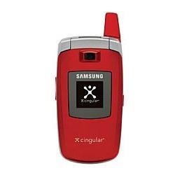 Quite el bloqueo de sim con el código del teléfono Samsung SGH-C417