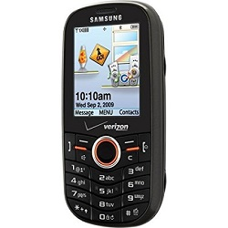 Quite el bloqueo de sim con el código del teléfono Samsung U450 Intensity