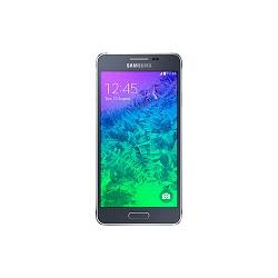 ¿ Cómo liberar el teléfono Samsung Galaxy Alpha