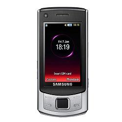 Quite el bloqueo de sim con el código del teléfono Samsung S7350