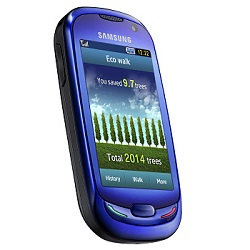 Quite el bloqueo de sim con el código del teléfono Samsung S7550