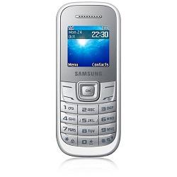 ¿ Cómo liberar el teléfono Samsung E1205