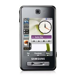 Quite el bloqueo de sim con el código del teléfono Samsung Tocco