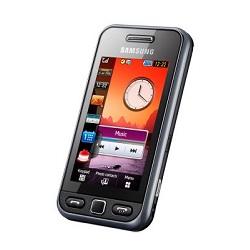 Quite el bloqueo de sim con el código del teléfono Samsung Tocco Lite